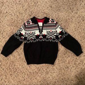 Hanna Andersson 1/4 Zip Sweater - Kids